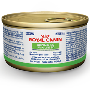 Royal Canin (f) - Urinary SO Moderate Calorie (Cans)